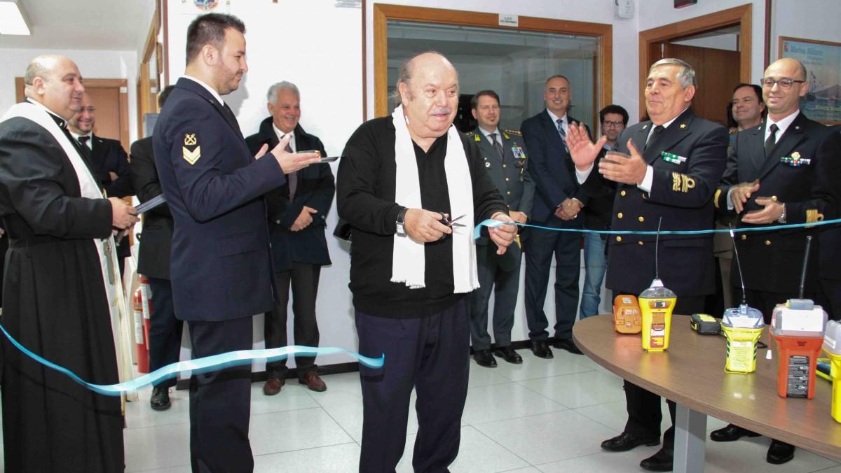 Inaugurata la nuova sala del Mission Control Center