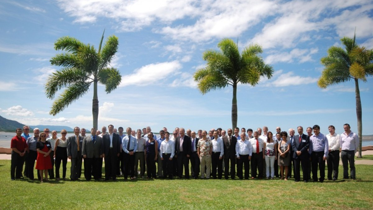 L'AMSA ospita l'Experts Working Group sui Trasmettitori di Seconda Generazione.