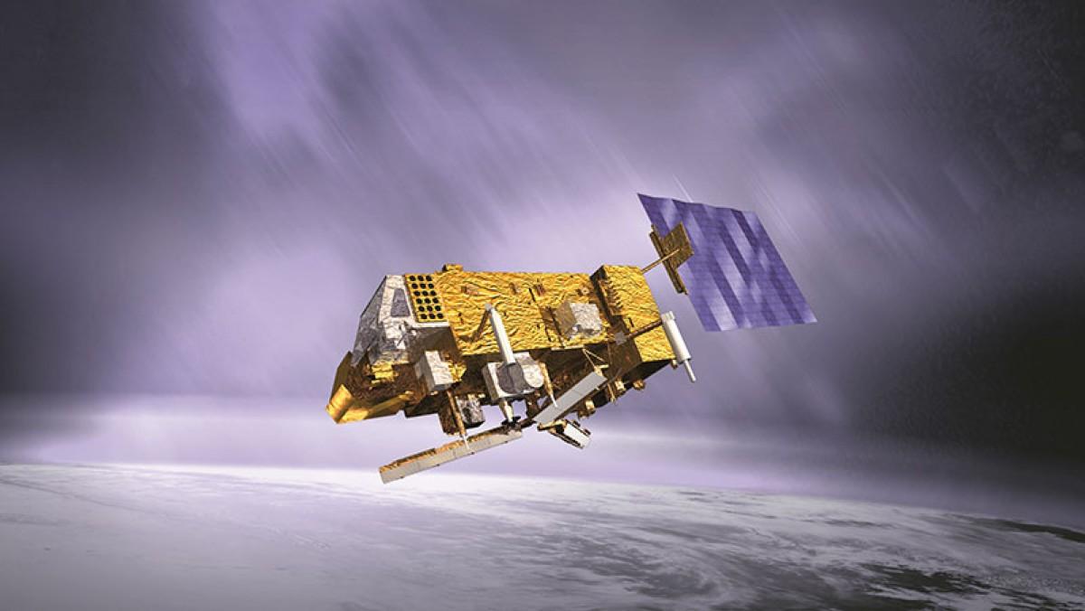 In orbita il nuovo satellite Metop-B