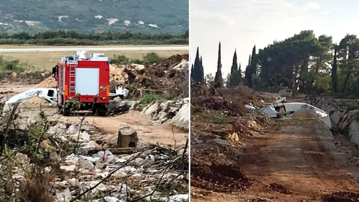 Dubrovnik: Crash aereo, salvi grazie al sistema Cospas-Sarsat