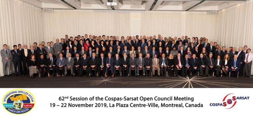 L'Italia al 62° Consiglio Cospas-Sarsat