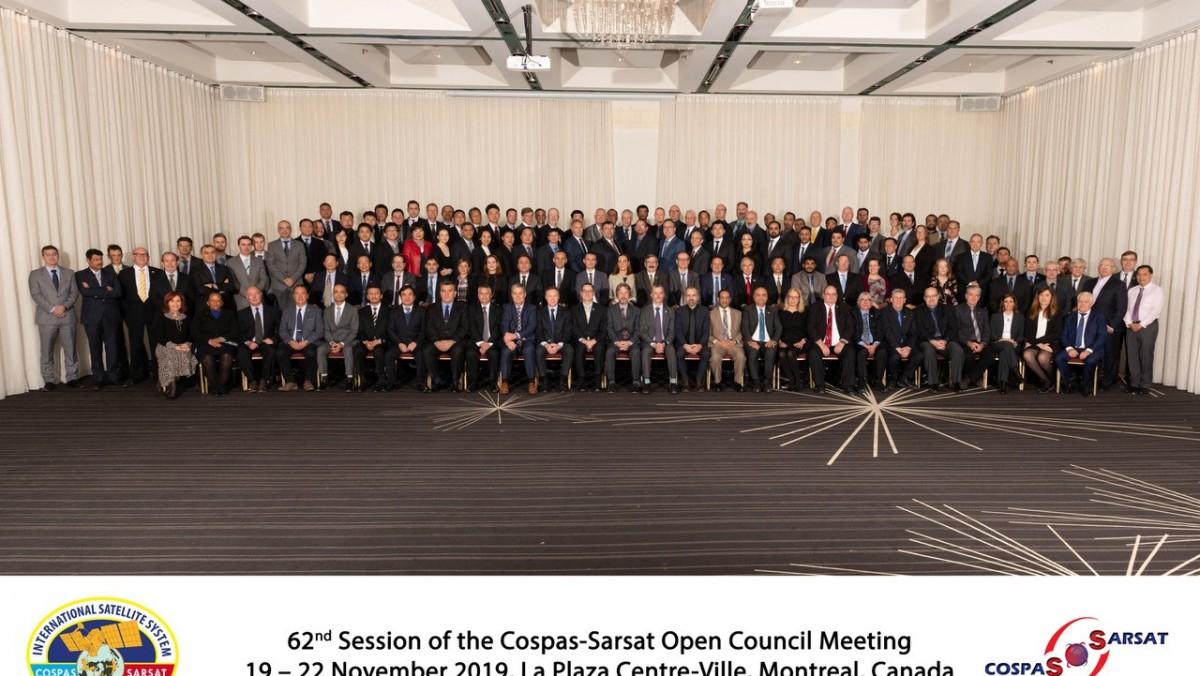 62° Consiglio Cospas-Sarsat